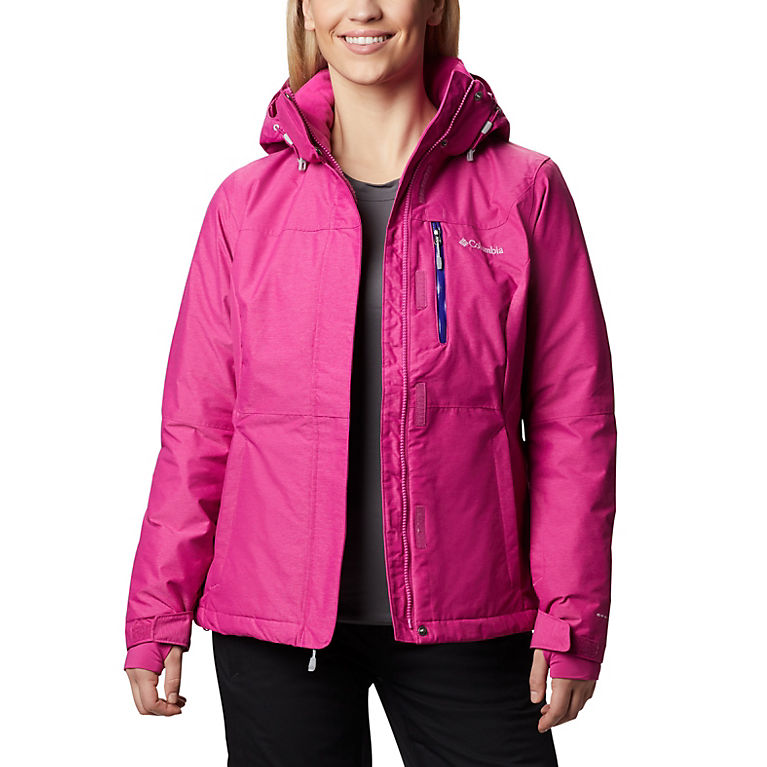 Columbia Womens Alpine Jacket Fleece Jacket
