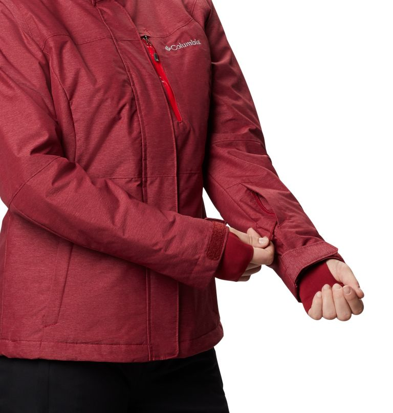 Alpine Action™ OH Jacket | 607 | XL Giacca Sci Alpine Action™ da donna, Beet, a8