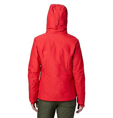 Alpine Action™ Skijacke für Damen Alpine Action™ OH Jacket | 033 | S, Red Lily, back