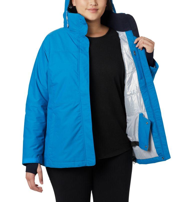 Women's Alpine Action™ Omni-Heat™ Jacket - Plus Size Women's Alpine Action™ Omni-Heat™ Jacket - Plus Size, a2