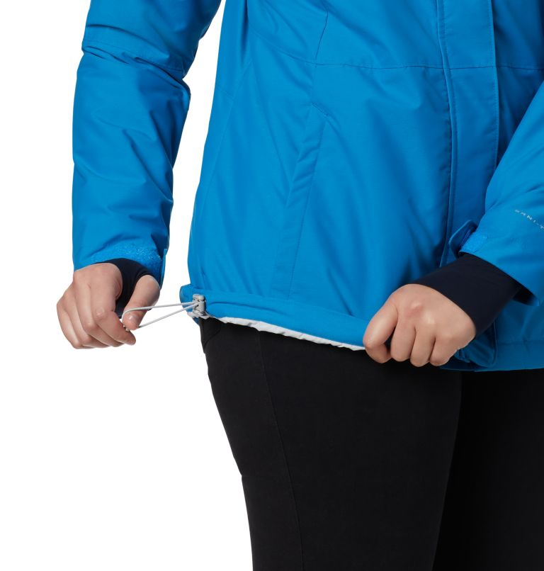 Women's Alpine Action™ Omni-Heat™ Jacket - Plus Size Women's Alpine Action™ Omni-Heat™ Jacket - Plus Size, a6