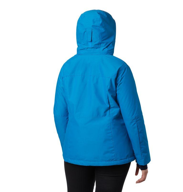 Women's Alpine Action™ Omni-Heat™ Jacket - Plus Size Women's Alpine Action™ Omni-Heat™ Jacket - Plus Size, back