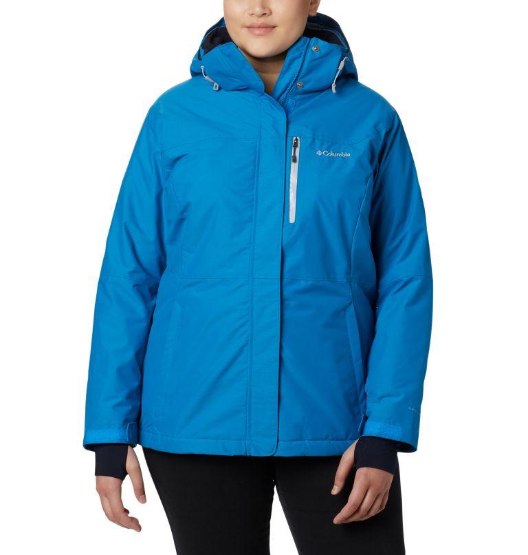 Women's Alpine Action™ Omni-Heat™ Jacket - Plus Size Women's Alpine Action™ Omni-Heat™ Jacket - Plus Size, front
