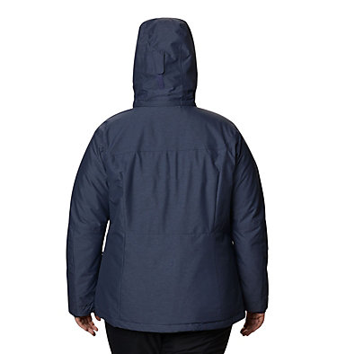 Women's Alpine Action™ Omni-Heat™ Jacket - Plus Size Alpine Action™ OH Jacket | 467 | 3X, Nocturnal, back
