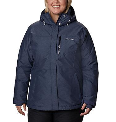 Manteau Alpine Action™ OH pour femme - Taille forte Alpine Action™ OH Jacket | 522 | 3X, Nocturnal, front