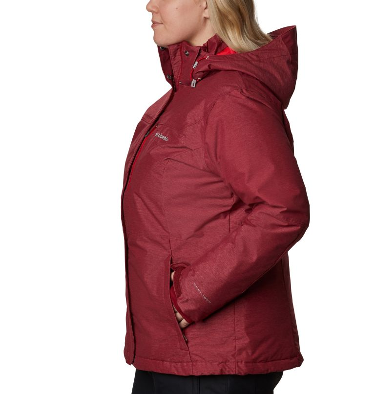 Women's Alpine Action™ Omni-Heat™ Jacket - Plus Size Women's Alpine Action™ Omni-Heat™ Jacket - Plus Size, a1