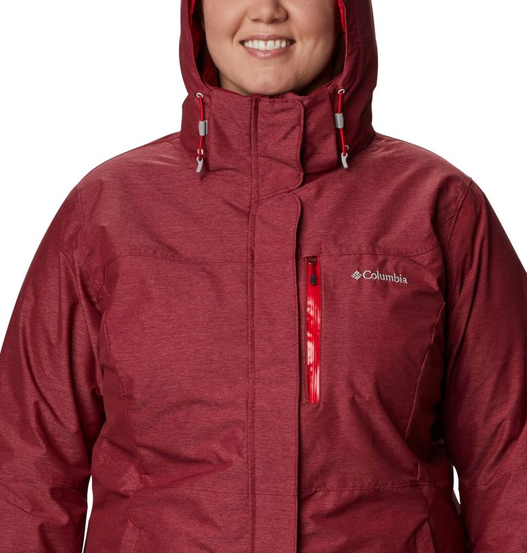 Women's Alpine Action™ Omni-Heat™ Jacket - Plus Size Women's Alpine Action™ Omni-Heat™ Jacket - Plus Size, a2