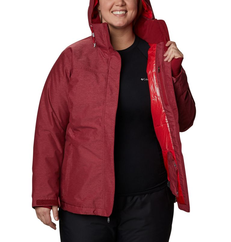 Women's Alpine Action™ Omni-Heat™ Jacket - Plus Size Women's Alpine Action™ Omni-Heat™ Jacket - Plus Size, a4