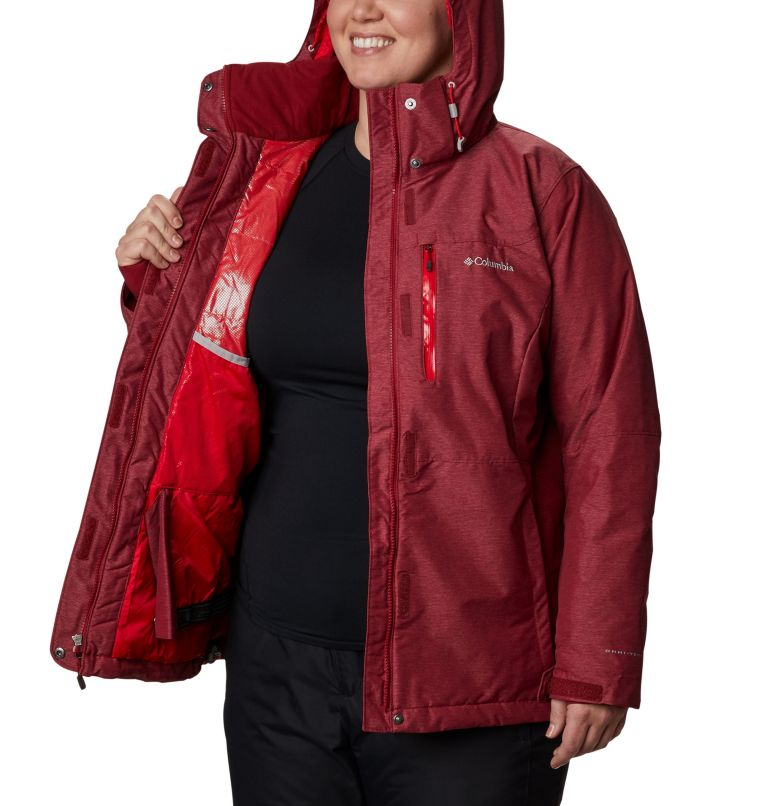 Women's Alpine Action™ Omni-Heat™ Jacket - Plus Size Women's Alpine Action™ Omni-Heat™ Jacket - Plus Size, a5