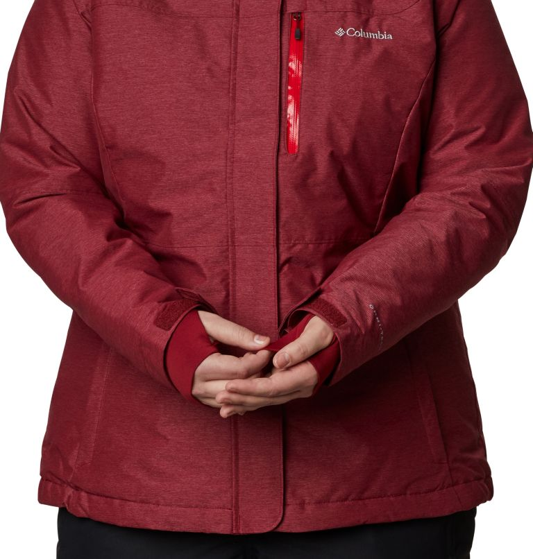 Women's Alpine Action™ Omni-Heat™ Jacket - Plus Size Women's Alpine Action™ Omni-Heat™ Jacket - Plus Size, a6
