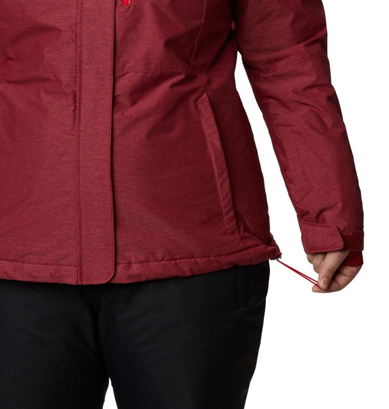 Women's Alpine Action™ Omni-Heat™ Jacket - Plus Size Women's Alpine Action™ Omni-Heat™ Jacket - Plus Size, a7