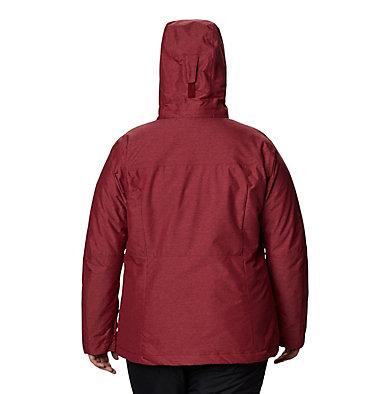 Women's Alpine Action™ Omni-Heat™ Jacket - Plus Size Alpine Action™ OH Jacket | 607 | 3X, Beet, back
