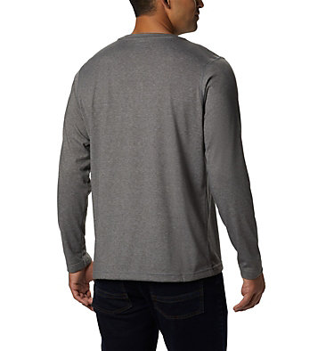 Men's Thistletown Park™ Henley Thistletown Park™ Henley | 397 | XXL, Charcoal Heather, back