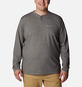 Men's Thistletown Park™ Henley - Big
