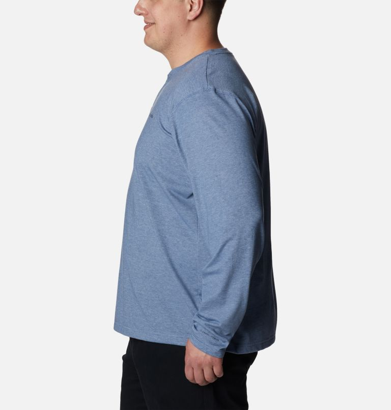 Men's Thistletown Park™ Henley - Big Men's Thistletown Park™ Henley - Big, a1