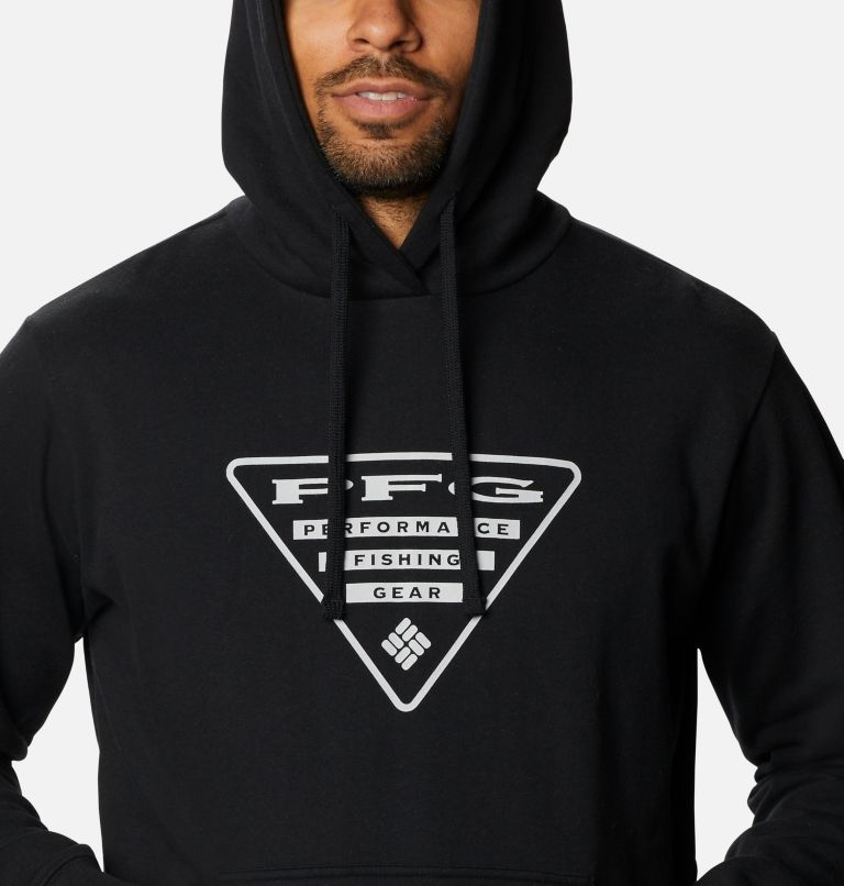 Men's PFG Triangle™ Hoodie - Big Men's PFG Triangle™ Hoodie - Big, a2