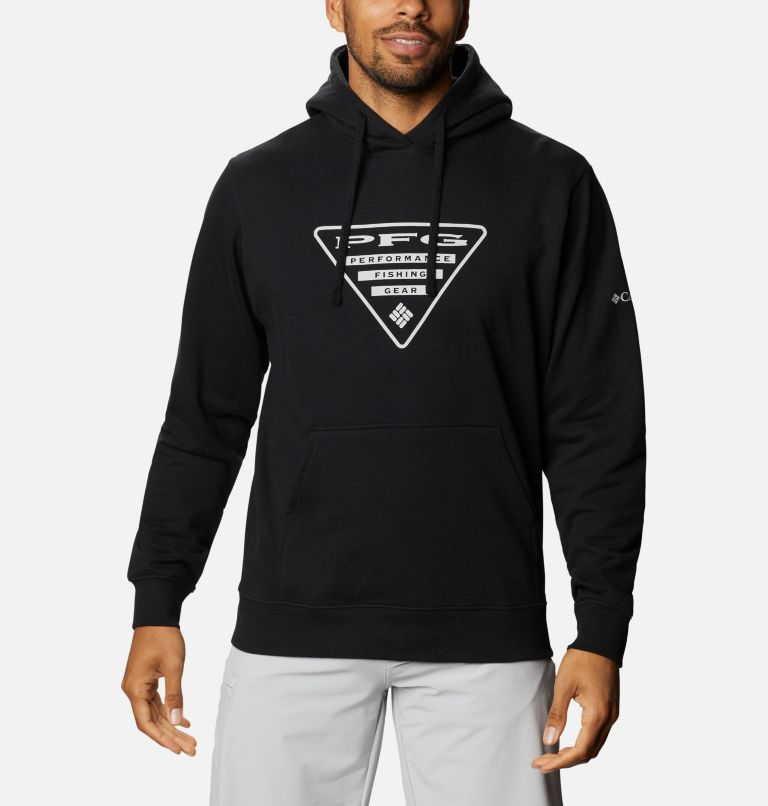 Men's PFG Triangle™ Hoodie - Big Men's PFG Triangle™ Hoodie - Big, front