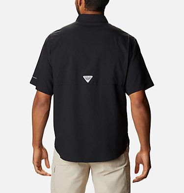 Men's PFG Crystal Springs™ Short Sleeve Shirt Crystal Springs™ Short Sleeve Shirt | 469 | L, Black, back