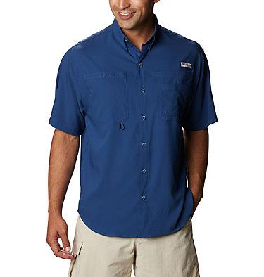 Men's PFG Crystal Springs™ Short Sleeve Shirt Crystal Springs™ Short Sleeve Shirt | 469 | L, Carbon, front
