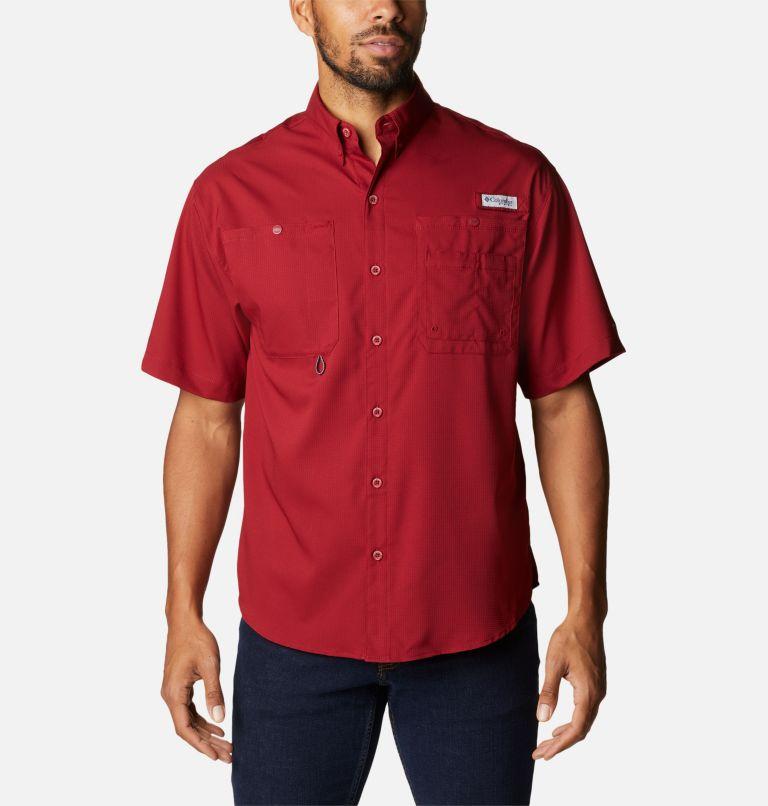 Men's PFG Crystal Springs™ Short Sleeve Shirt Men's PFG Crystal Springs™ Short Sleeve Shirt, front