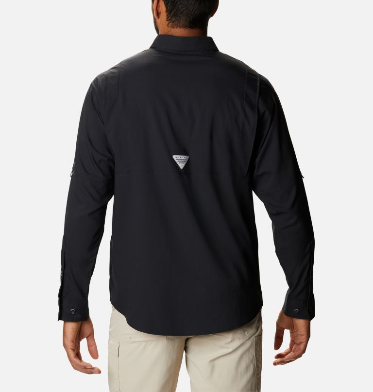 Men's PFG Crystal Springs™ Long Sleeve Shirt Men's PFG Crystal Springs™ Long Sleeve Shirt, back
