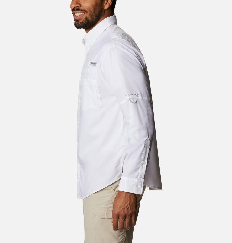 Crystal Springs™ Long Sleeve Shirt   100   XS Men's PFG Crystal Springs™ Long Sleeve Shirt, White, a1
