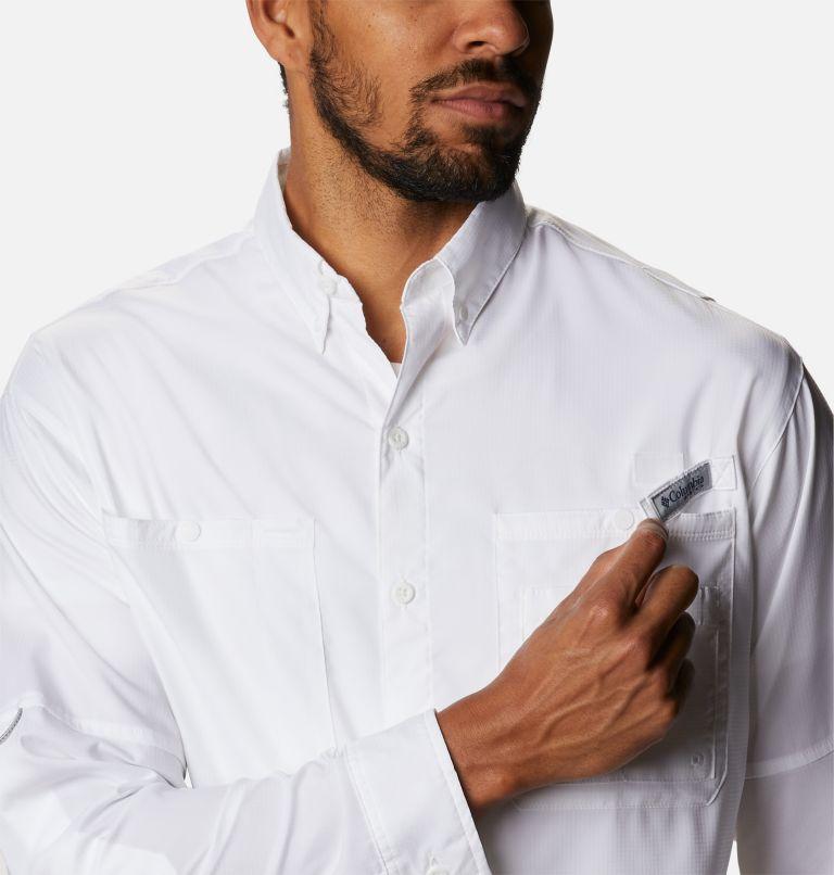 Crystal Springs™ Long Sleeve Shirt   100   XS Men's PFG Crystal Springs™ Long Sleeve Shirt, White, a2
