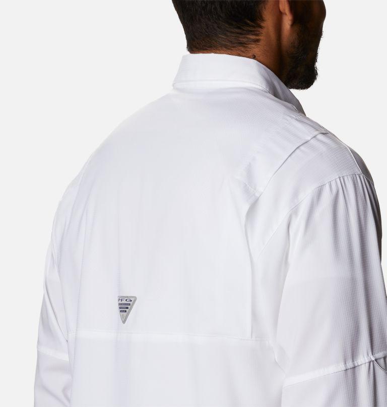 Crystal Springs™ Long Sleeve Shirt   100   XS Men's PFG Crystal Springs™ Long Sleeve Shirt, White, a3