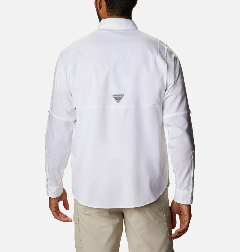 Crystal Springs™ Long Sleeve Shirt   100   XS Men's PFG Crystal Springs™ Long Sleeve Shirt, White, back