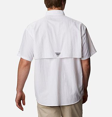 Men's Distant Water™ Short Sleeve Shirt Distant Water™ Short Sleeve Shirt | 100 | S, White, back