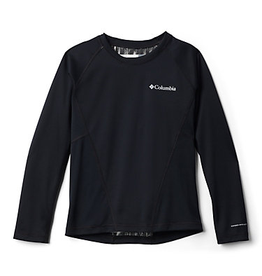 Youth Baselayer Midweight Crew 2 Midweight Crew 2 | 010 | XXS, Black B, front