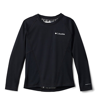 Youth Baselayer Midweight Crew 2 Midweight Crew 2 | 010 | XXS, Black G, front