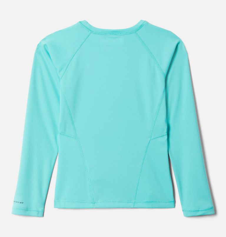 Midweight Crew 2 | 356 | M Youth Baselayer Midweight Crew 2, Dolphin, back