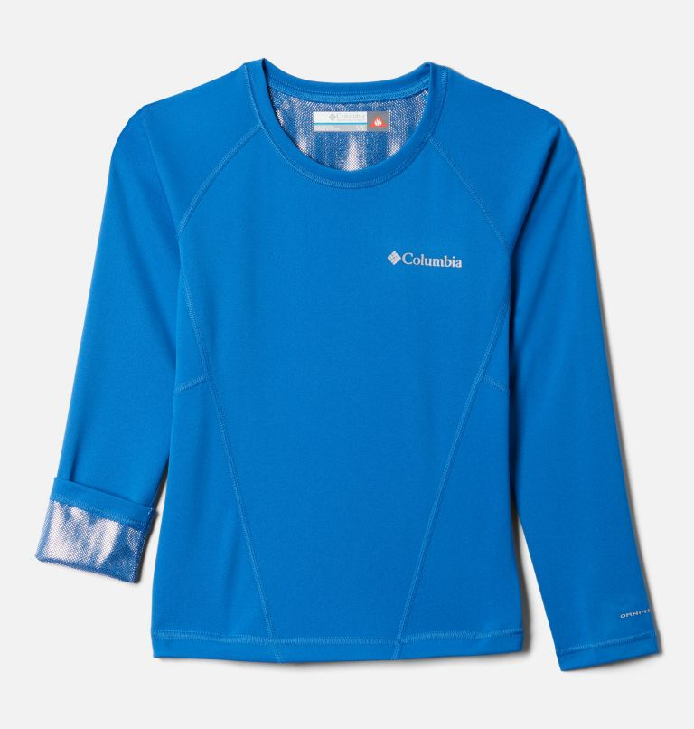Midweight Crew 2 | 432 | S Youth Baselayer Midweight Crew 2, Bright Indigo, a1
