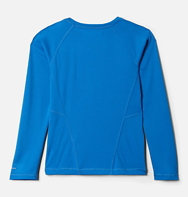 Youth Baselayer Midweight Crew 2 Midweight Crew 2 | 439 | XS, Bright Indigo, back