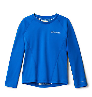 Youth Baselayer Midweight Crew 2 Midweight Crew 2 | 439 | XS, Super Blue, front