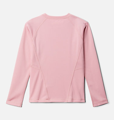 Kids' Baselayer Midweight Crew 2 Midweight Crew 2 | 010 | XXS, Pink Orchid, back