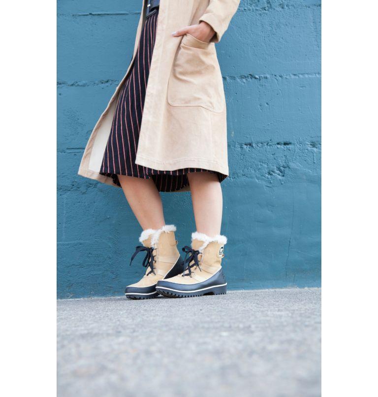 TIVOLI™ II | 373 | 10.5 Women's Tivoli™ II Suede Boot, Curry, toe