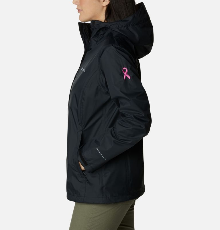 Women's Tested Tough in Pink™ Rain Jacket II Women's Tested Tough in Pink™ Rain Jacket II, a1