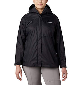 Women's Tested Tough in Pink™ Rain Jacket II - Plus Size
