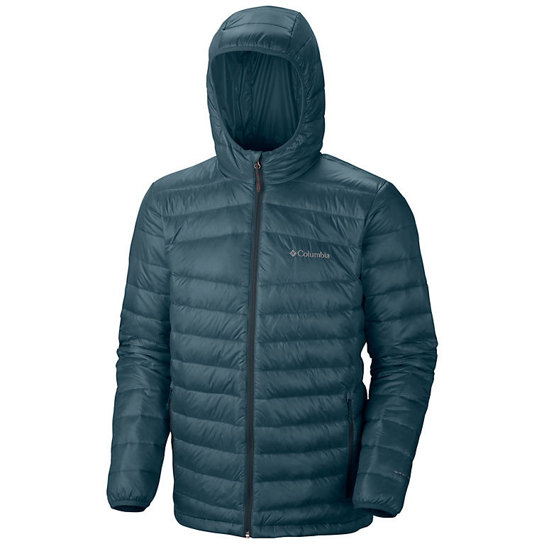 Men's Platinum 860 TurboDown™ Hooded Down Jacket