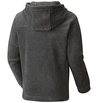 Boys' Steens™ Mountain II Fleece Hooded Jacket Steens™ II Fleece Hoodie | 432 | XL, Charcoal Heather, back