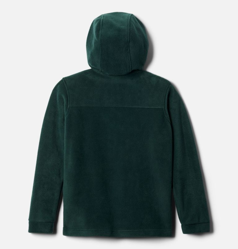 Boys' Steens™ Mountain II Fleece Hooded Jacket Boys' Steens™ Mountain II Fleece Hooded Jacket, back
