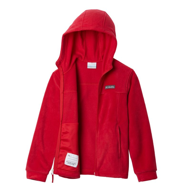 Boys' Steens™ Mountain II Fleece Hooded Jacket Boys' Steens™ Mountain II Fleece Hooded Jacket, a1