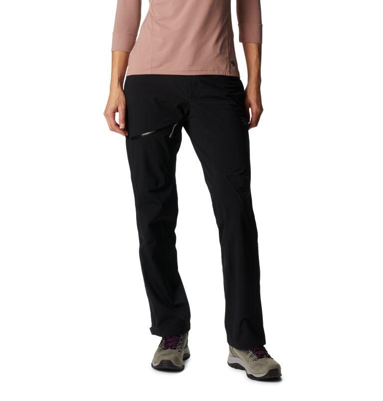 Stretch Ozonic™ Pant | 090 | M Women's Stretch Ozonic™ Pant, Black, front