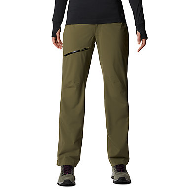 Women's Stretch Ozonic™ Pant Stretch Ozonic™ Pant | 004 | L, Light Army, front