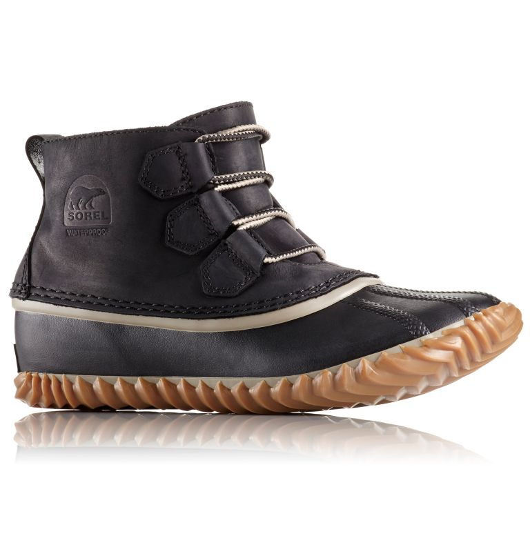 Women's Out 'N About™ Leather Duck Boot Women's Out 'N About™ Leather Duck Boot, front