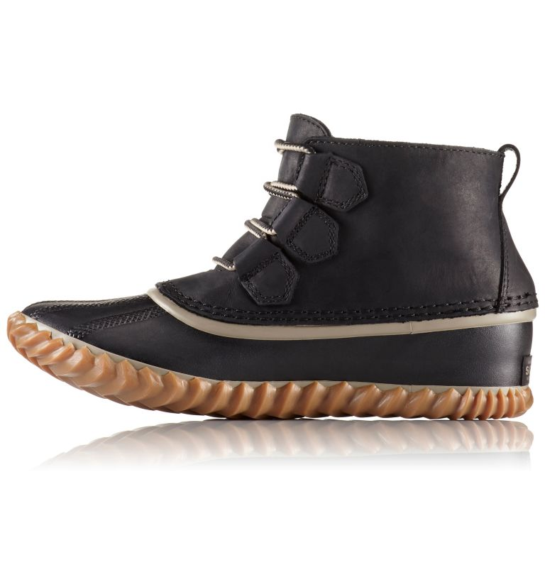 Women's Out 'N About™ Leather Duck Boot Women's Out 'N About™ Leather Duck Boot, medial