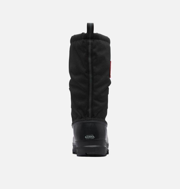 GLACIER™ XT | 010 | 12 Men's Glacier™ XT Boot, Black, Red Quartz, back
