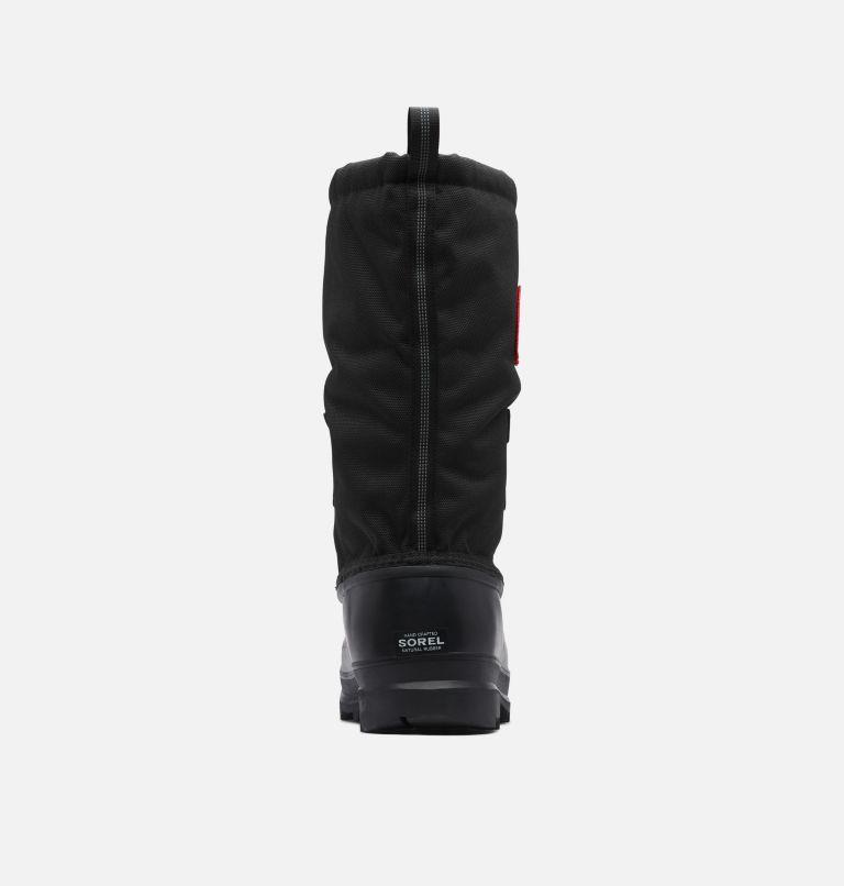 GLACIER™ XT | 010 | 13 Men's Glacier™ XT Waterproof Exploration Boot, Black, Red Quartz, back